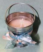 Secchiello con candela, codice ND